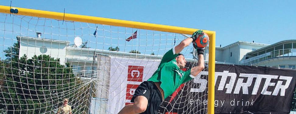 Vaprusega liitub väravavahtide treener Ruslan Mironov