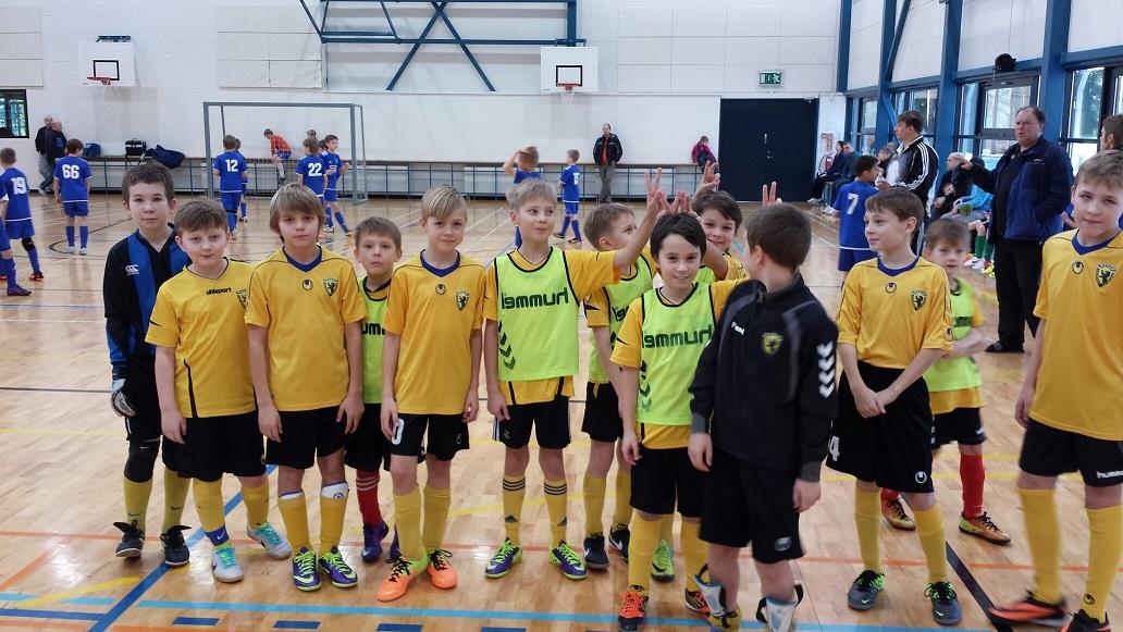 2003 treeninggrupi – 2014 aasta