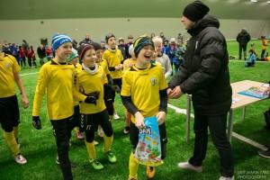 2003, 2004, 2005 ja 2006 poisid võistlesid Flora Cupil