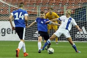 Magnus ja Ruslan osalesid Eesti U19 koondisega Venemaal turniiril