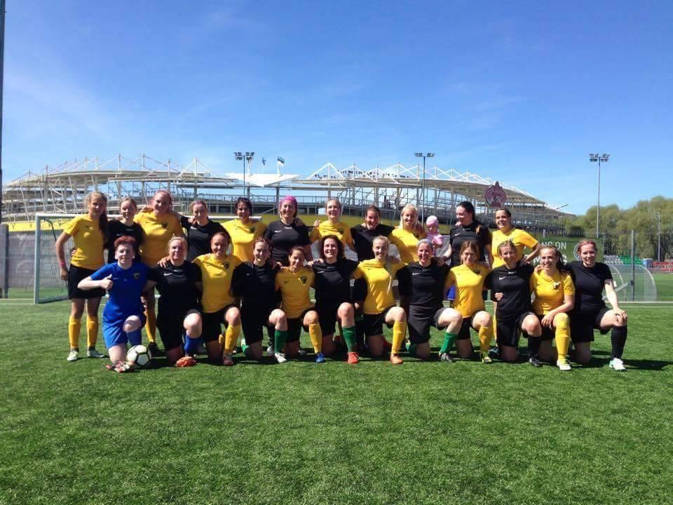 Vaprus osales Eesti – Soome 100+ mängupäeval 5 võistkonnaga