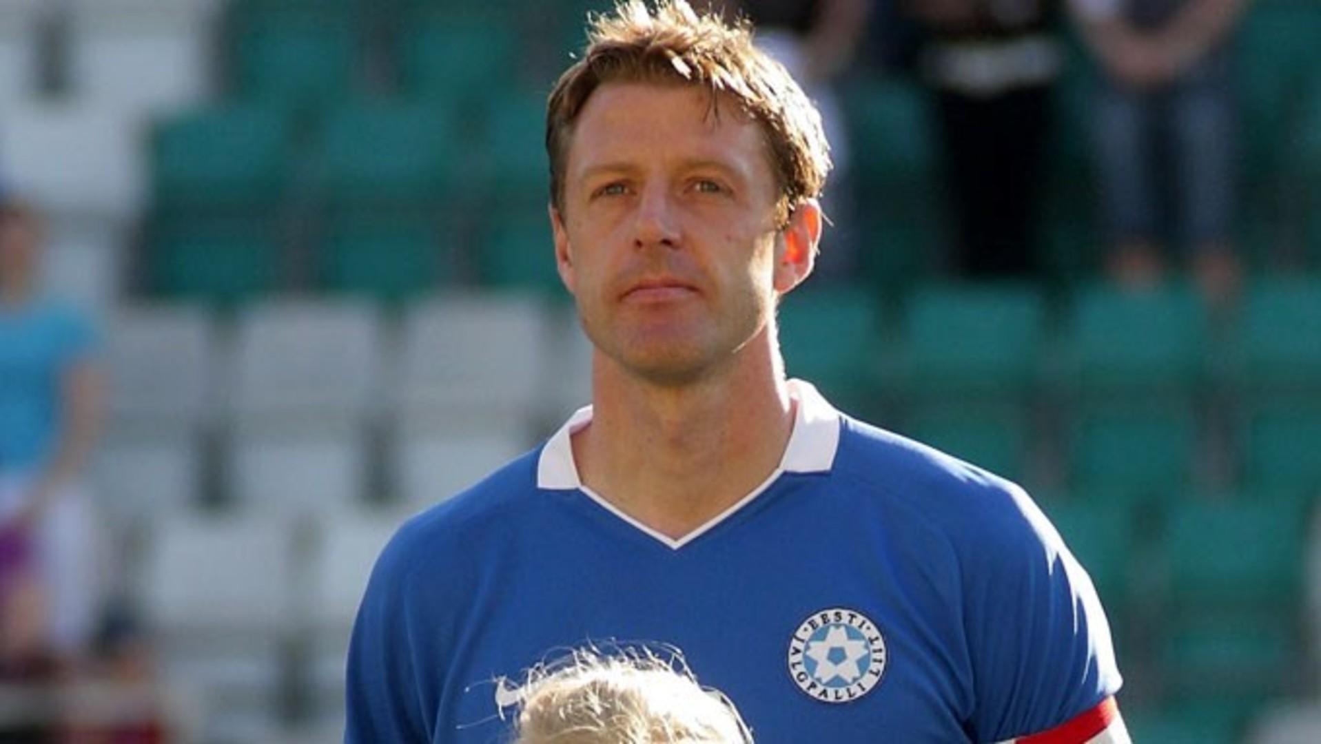 Pärnu Vapruse uueks peatreeneriks saab Indrek Zelinski
