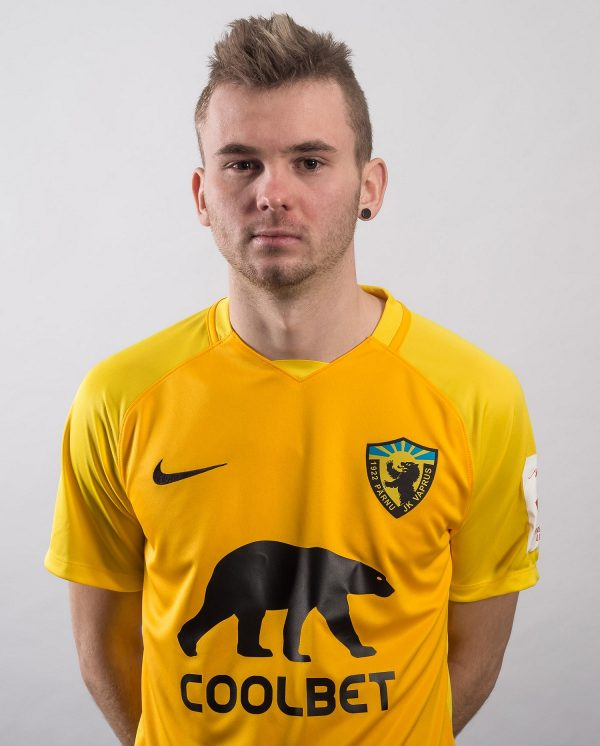 Karl Anton Sõerde liitub Pärnu Vaprusega