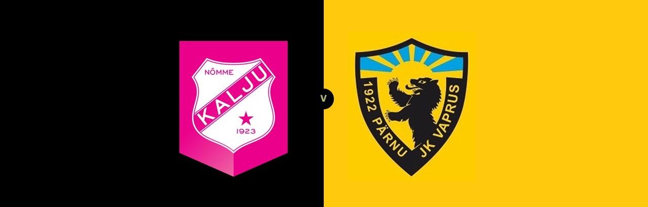 Eelvaade: Nõmme Kalju FC – Pärnu JK Vaprus