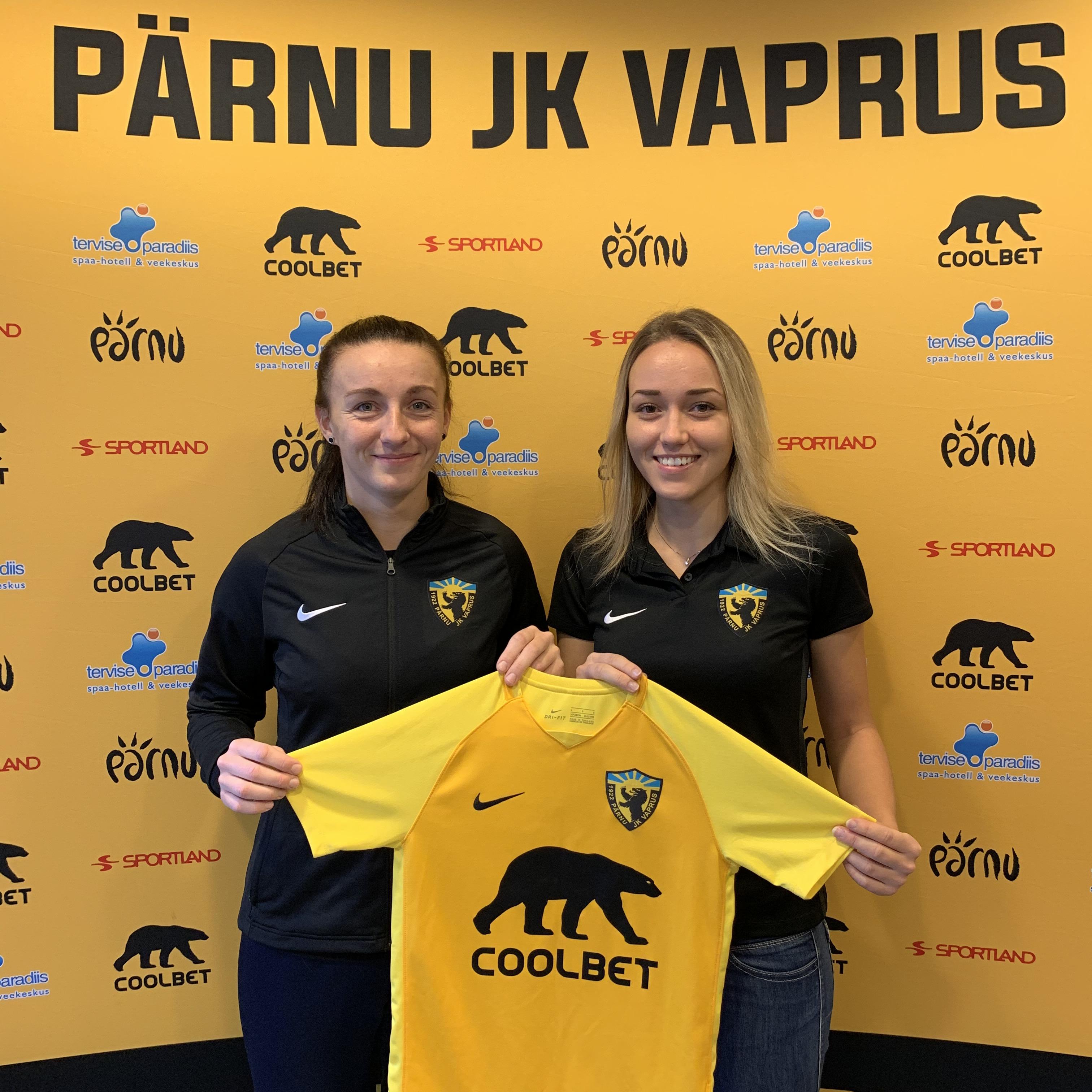 Esindusnaiskonna uus peatreener on Kristina Bannikova!