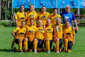 Pärnu JK Vaprus naiskond sai 2020. hooajaks rohelise tule Meistriliigasse