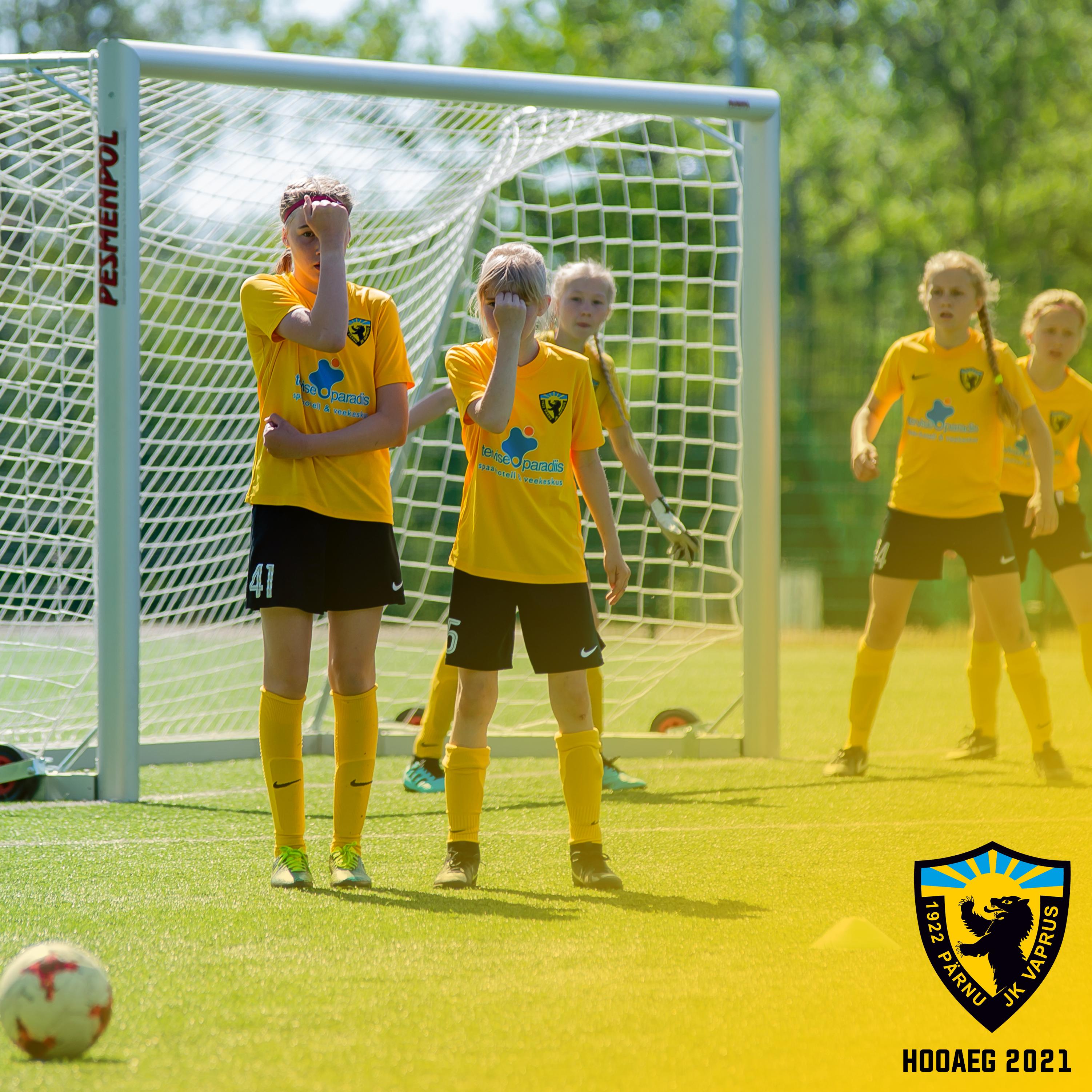 Tütarlaste võistkonnad asuvad Meistrivõistlustel osalema kolmes vanusegrupis